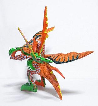 アレブリヘスのドラゴン
