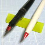水性プラスチックペン